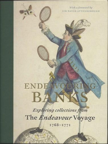 book Banks Darwin Royal Society