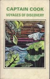 book, cook, Australia, exploration